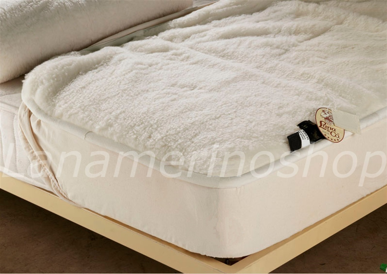 Monolayer Matress cover Single bed size topper cm.80x190+elastic band