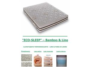 Materasso Eco-Sleep singolo
