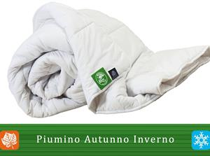 Winter Duvet Cotton and Pure Wool Merino. Machine washable at 40 °C. Single bed size.