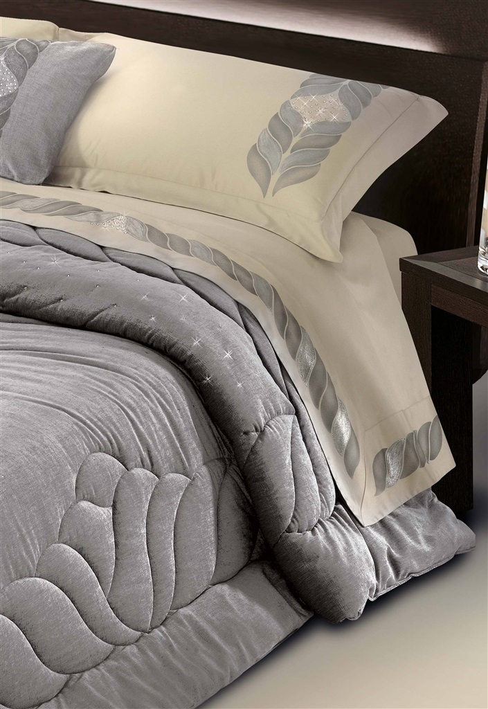 I have a queen sized bed and my son has a double bed. For the queen and double what style should I do to start with that's fairly easy and how much material will I need for each one. I .