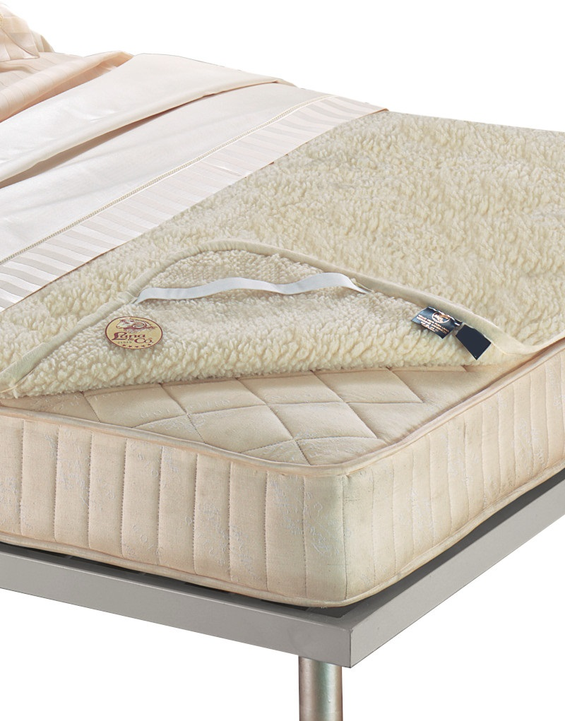 Intarsio. Double layer mattress topper Single bed size ...